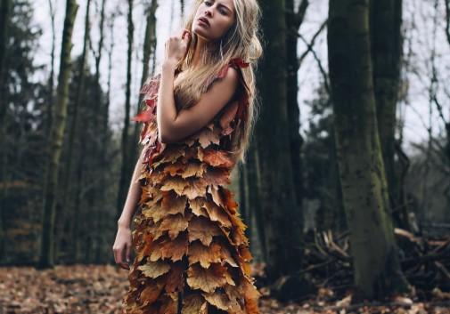feuille-nature-blonde-magique-femme