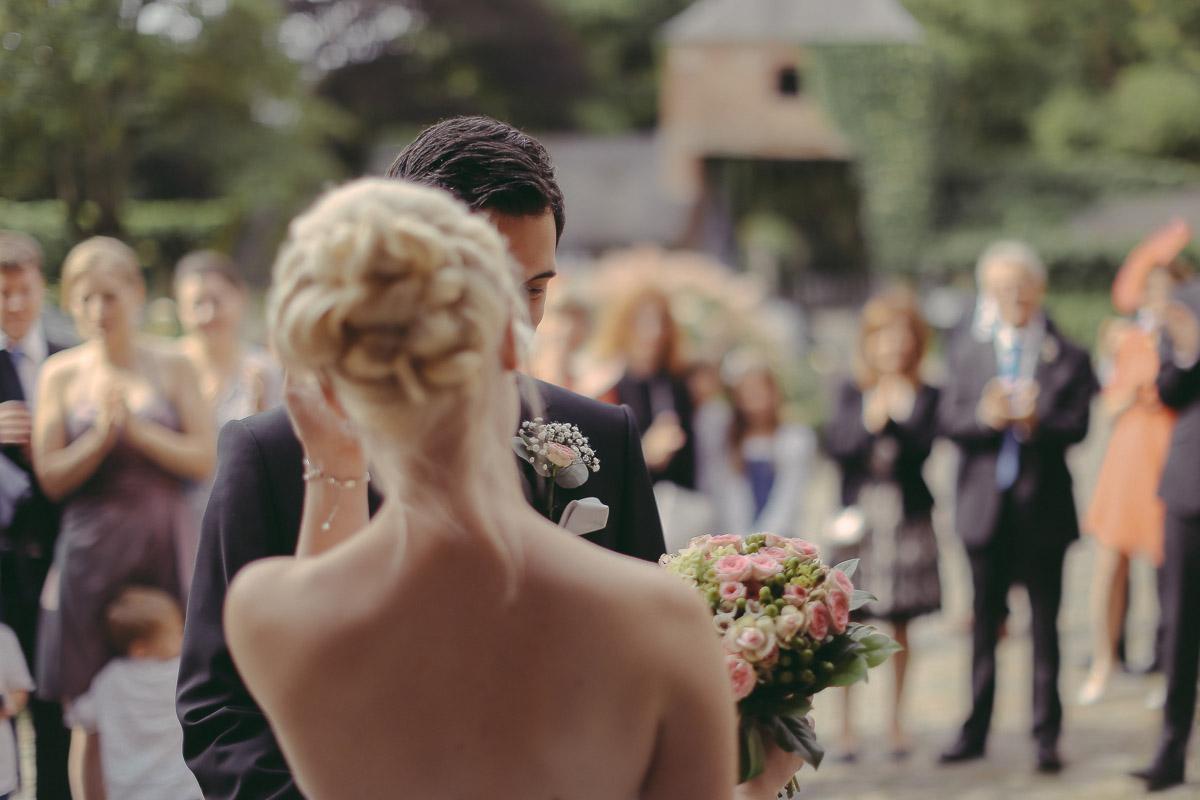 Pour le mariage rencontrer la mariée