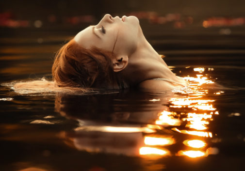 rousse-lac-soleil-portrait-eau
